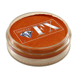 Diamond Face Paints - Metallic Orange M40 (45 gm)