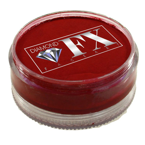 Diamond Face Paints - Red 30 (90 gm)