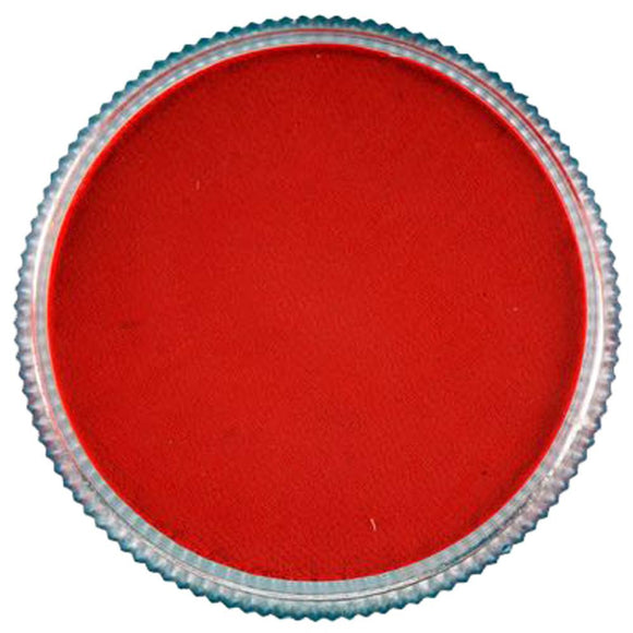 Cameleon Baseline Face Paints - Fire Red BL3001 (32 gm)