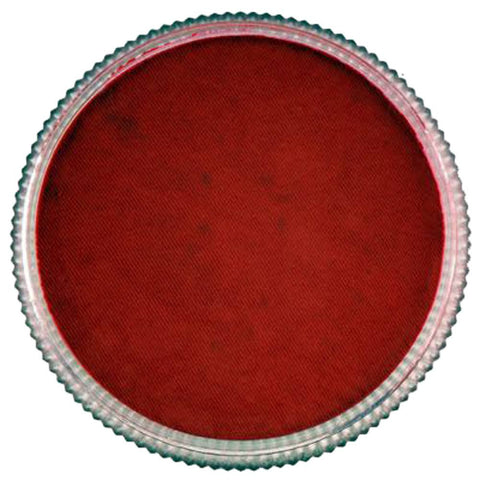 Cameleon Baseline Face Paints - Blood Red BL3003 (32 gm)