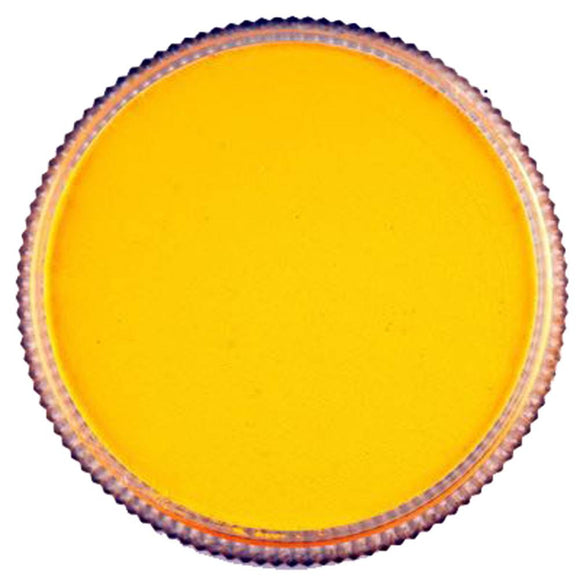 Cameleon Baseline Face Paints - Banana Yellow BL3004 (32 gm)