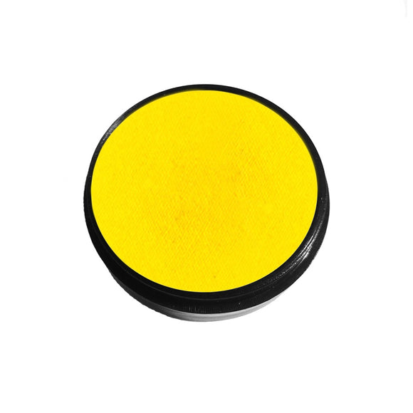 FAB Yellow Superstar Face Paint Refill - Bright Yellow 044 (11 gm)