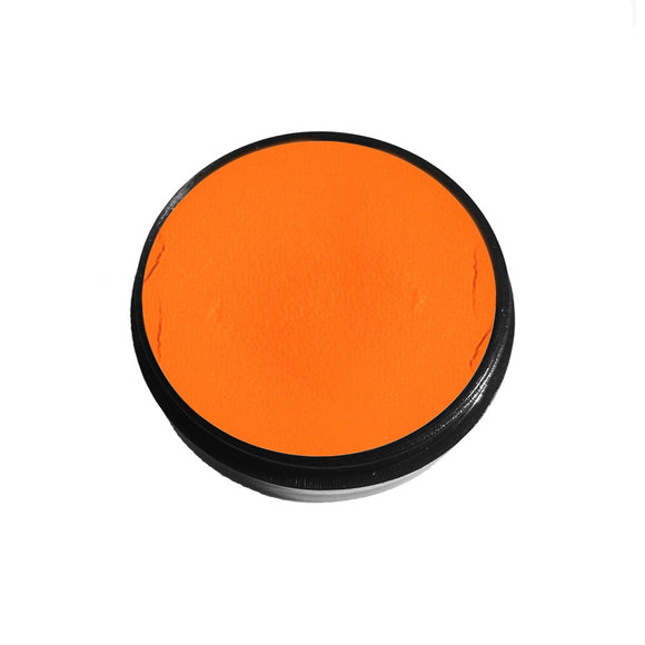 FAB Orange Green Superstar Face Paint Refill - Tiger 046 (11 gm)