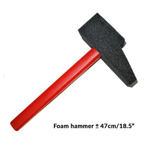 "Funny Fashion Giant Foam Hammer (18.5"")"