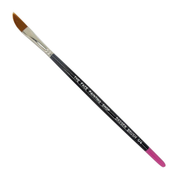 The Face Painting Shop Dagger Brush (1/4