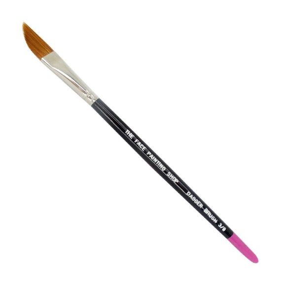 The Face Painting Shop Dagger Brush (3/8