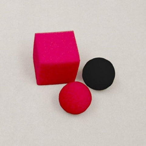 Color-Changing Ball To Square Magic Tricks