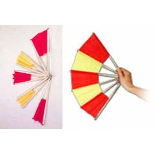 Break-Away Fan Magic Tricks