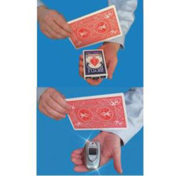 Cell Out Magic Trick Cards