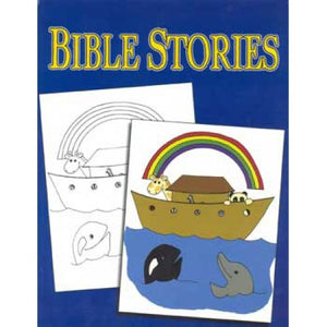 Bible Stores Magic Coloring Book - Royal Magic