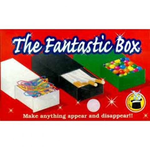 Fantastic Box Magic Trick