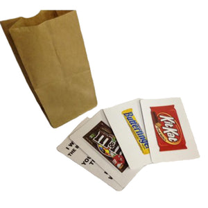 Triple Prediction Chocolate Bar Magic Trick