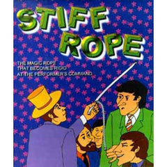 Stiff Rope Magic Trick