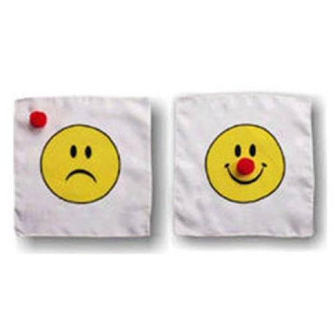 Sad To Happy Face Silk Sets (9 Inch)