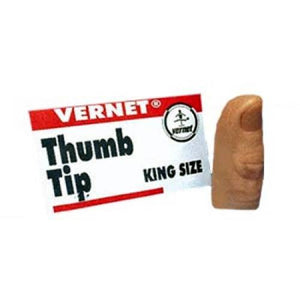 Vernet King Fake Thumb tips