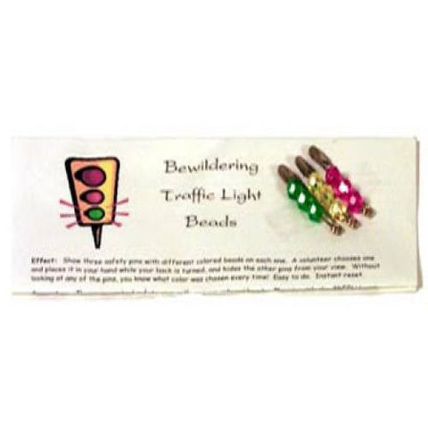Bewildering Traffic Light Beads Magic Trick