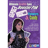 GraffitiEyes Booster Pak - Flowers & Candy