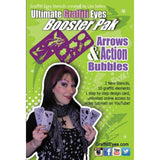 GraffitiEyes Booster Pak - Arrows & Action Bubbles