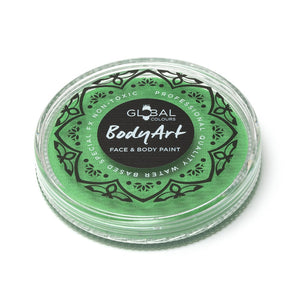 Global Colours Face Paint -  Neon Teal (32 gm)