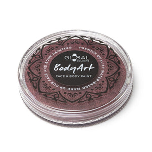 Global Colours Face Paint -  Pearl Burgundy (32 gm)