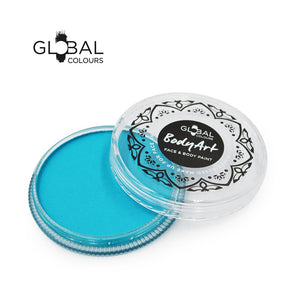 Global Colours Face Paint - Standard Teal (32 gm)