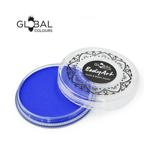 Global Colours Blue Face Paint - Standard Ultra Blue (32 gm)