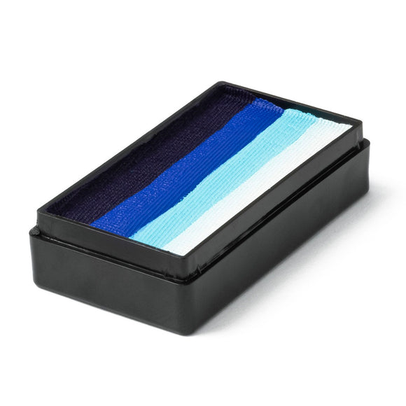 Global Colours Magnetic One Stroke Split Cake - Dolphin Dive (Melbourne) (25 gm)