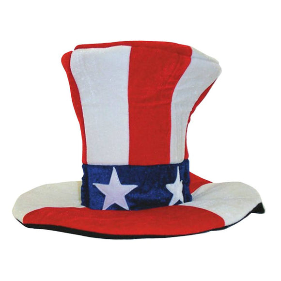 Giant Uncle Sam Top Hat