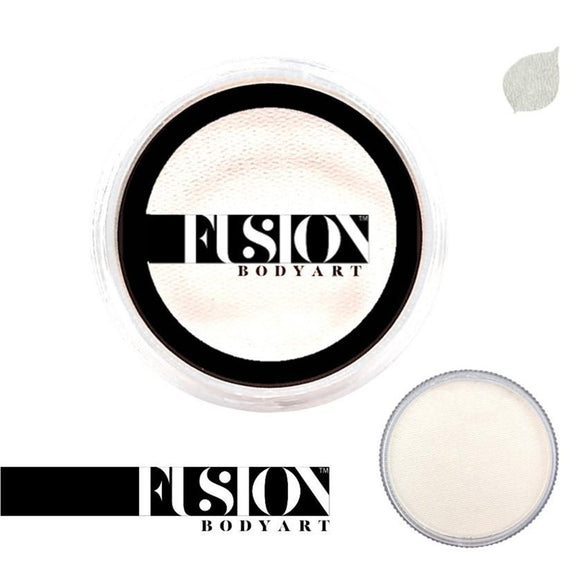 Fusion Body Art Face & Body Paint - Pearl Fairy White (25 gm)