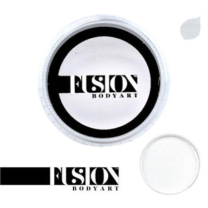 Fusion Body Art Face & Body Paint - Prime Paraffin White (32 gm)