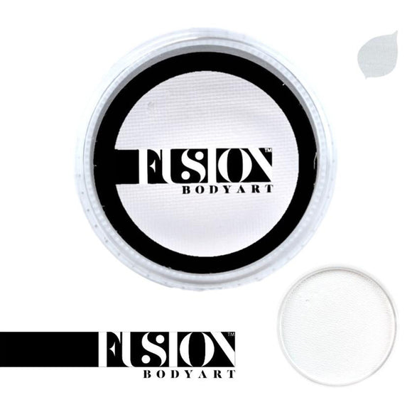 Fusion Body Art Face & Body Paint - Pro Paraffin White (32 gm)