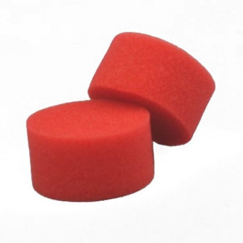 Ruby Red High Density Round Sponge (10/pack)