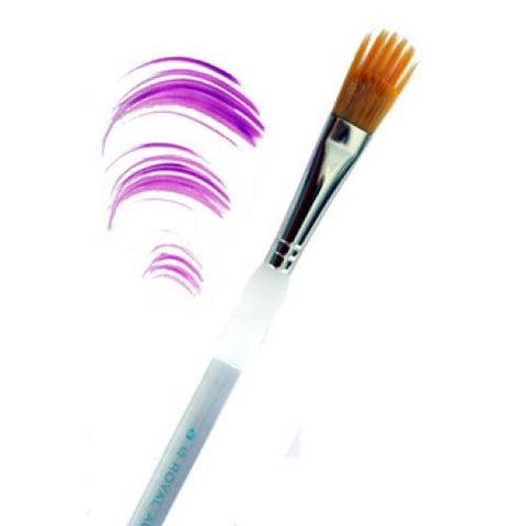 "Aqualon Brushes - 1/2"" Filbert Wisp"