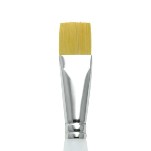 "Royal Soft Grip Glaze Wash Brush 3/4"" Flat (SG700-3/4 INCH)"