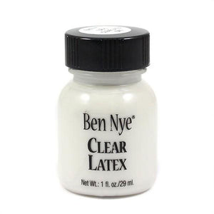 Ben Nye Clear Latex Adhesive LR-1 (1 oz)