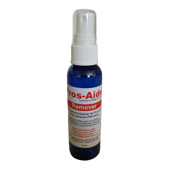 Pros-Aide Adhesive Remover (2 oz)