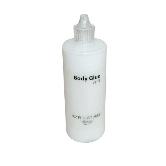 Glimmer Body Art Glitter Tattoo Skin Glue (120 ml)