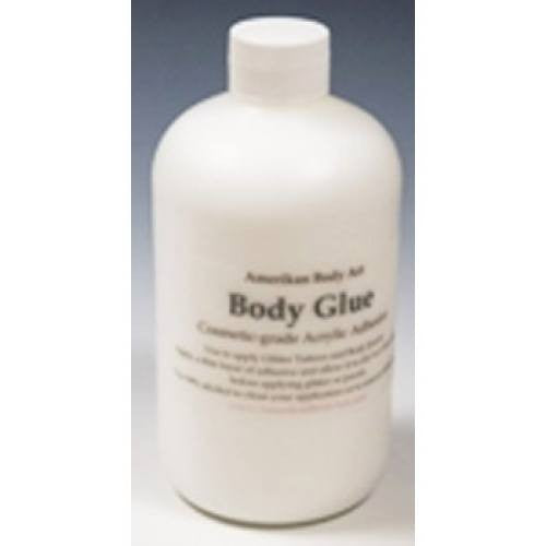 Amerikan Body Art Glitter Tattoo Acrylic Body Glue 2.2 oz