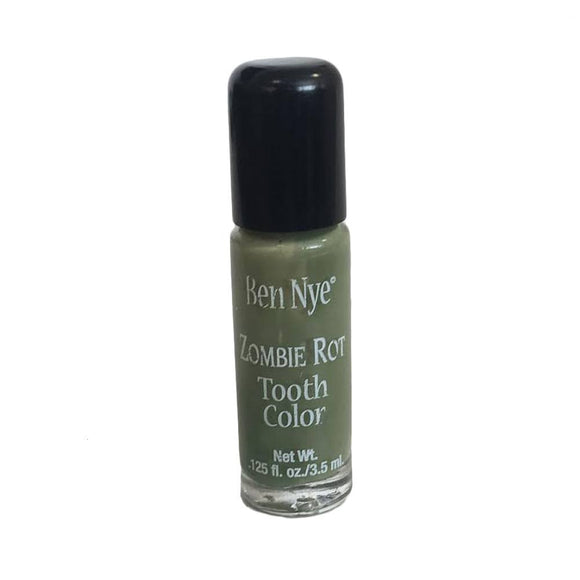 Ben Nye Tooth FX - Zombie Rot Green TC-3 (0.125 oz/3.5 ml)