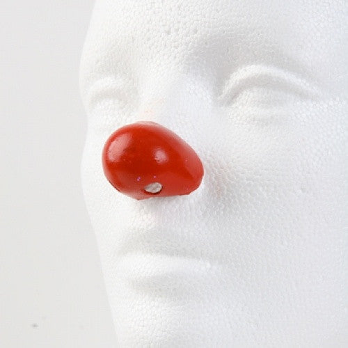 Jim Howle Clown Noses - Style 5C (Round, 1 1/8