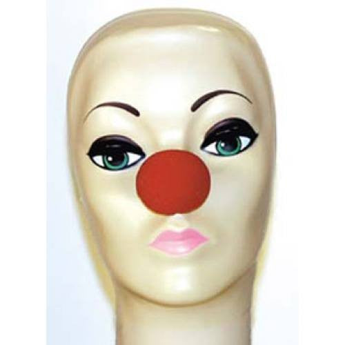 Magic By Gosh Red Foam Clown Nose (1 5/8
