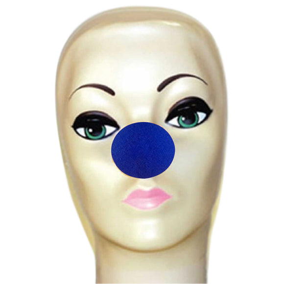 Magic By Gosh Blue Foam Clown Nose (1 3/4
