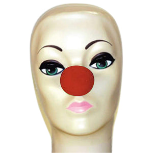 "Magic By Gosh Red Foam Clown Nose (1 3/4"")"