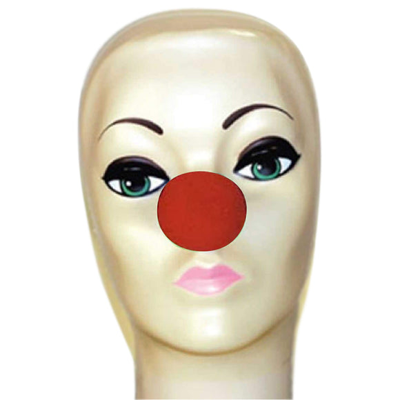 Magic By Gosh Red Foam Clown Nose (1 3/4
