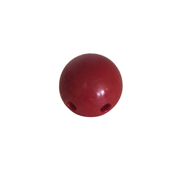 Red Silicone Clown Nose - Medium (1.75
