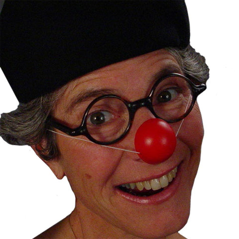 Jest String Clown Nose (1/pk)