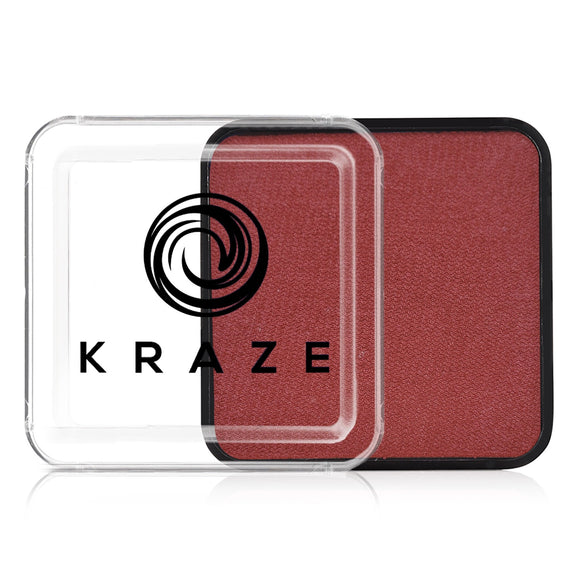 Kraze FX Face & Body Paint - Metallic Red (25 gm)