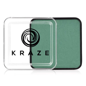 Kraze FX Face & Body Paint - Metallic Green (25 gm)