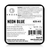 Kraze FX Paint - Neon Blue (25 gm)