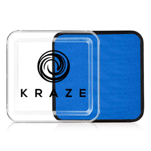 Kraze FX Face & Body Paint - Olympic Blue - Non Staining (25 gm)